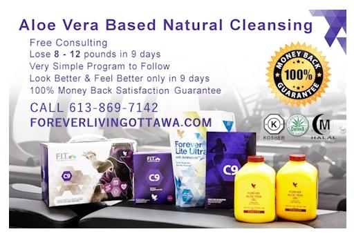 Natural Products Store Ottawa